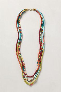 Kalani Layer Necklace - anthropologie.com -  | #Anthropologie #PintoWin