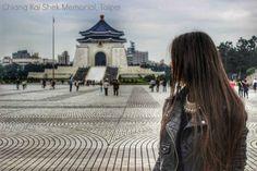 Chiang Kai Shek Memorial, Taipei, Taiwan