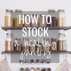 How to Stock a Healthy Pantry - Making Thyme for Health - Mexican Zucchini Burrito Boats – Making Thyme for Health - Lemon Pasta, Mexican Zucchini, Rice Casserole, Recipe Please, Peanut Butter Banana, Roasted Vegetables, Food Print, Pantry, Food Processor Recipes
