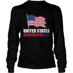 United States Flag Independence Day 4th of July T Shirt
