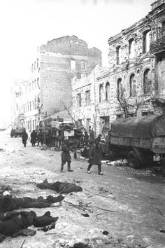 The Battle of Stalingrad was the largest confrontation of World War II, in which Germany and its allies fought the Soviet Union for control of the city of Stalingrad in Southern Russia Ww2 History, Military History, Eastern Front Ww2, Battle Of Stalingrad, Story Of The World, War Photography, German Army, Vietnam War, World War Ii