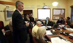 Vermont health officials grilled on website woes