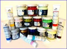 Pintura acrílica, para decorar las uñas