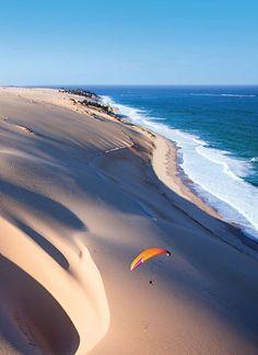 Mozambique dunes