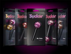 'Sucker' are the first adult suckers ever by Firma Super Brand