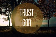 I Trust God!