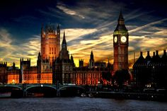 London: 'The Capital'. 'Star of the world'.