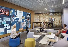 Haworth took home the top prize at the 2013 Best of NeoCon competition for Bluescape, their collaborative digital workspace solution.