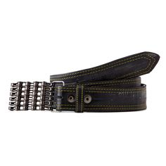 BIKE TUBE BELT WITH ROLLER CHAIN BUCKLE | tire belt | UncommonGoods