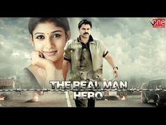 South Dubbed Hindi Movies Full Movie | The Real Man Hero | Venkatesh | H...