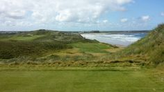 The new hole at Trump, par 3 Golf Ireland, Tour Operator, Golf Courses, Tours, Water, Pictures, Outdoor, Gripe Water, Photos