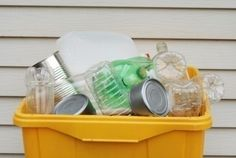 Your Place: Throw Out Old Containers, Food and Makeup