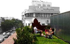 techo verde! Almagro, Buenos Aires