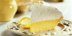Tarte citron au lait concentré sucré
