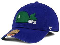 best service d1933 eb9d4 Hartford Whalers  47 NHL Vintage  47 FRANCHISE Cap
