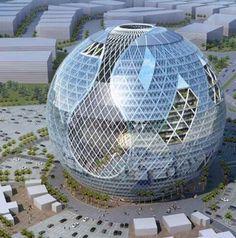 Cybertecture [Future Architecture: http://futuristicnews.com/category/future-architecture/]