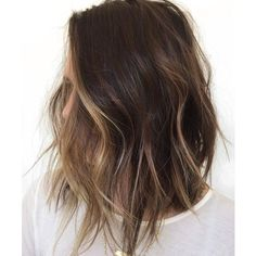"""Are the brunettes in your chair requesting a POP of color? Show them this dimensional, sun-kissed balayage by Jamie Sea (@prettylittleombre) and then recreate the gorgeous look! We have the color formulas you need to paint natural-looking, face-framing accents that contour and highlight your client's face for the perfect """"money piece!"""" Check it out below! … Continued"""