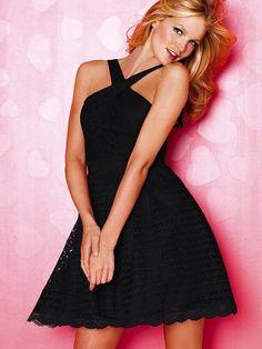 The Crisscross Dress #VictoriasSecret http://www.victoriassecret.com/clothing/clear-ance/the-crisscross-dress?ProductID=74450=OLS?cm_mmc=pinterest-_-product-_-x-_-x