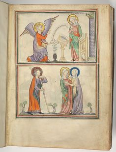 The Apocalypse, or Book of Revelation, was, according to European medieval tradition, written by John the Evangelist during his exile on the Greek…