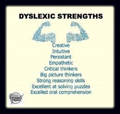 Pics For > Famous People With Dyslexia Posters Dyslexia Activities, Dyslexia Strategies, Dyslexia Teaching, Dyslexia Quotes, Disability Quotes, Disability Awareness, Science Education, Physical Education, Health Education
