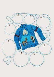 L'incredibile storia di un maglione blu.  Il Blog di Fabrizio Falconi: L'incredibile storia di un maglione blu.