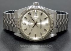 60's ROLEX OYSTER PERPETUAL DATEJUST R.1601