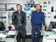 Apolis, Bespoken, Ovadia & Sons and More: Brothers in the Men's Luxury Fashion Market - NYTimes.com