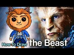How to Draw Belle - Beauty and the Beast - Emma Watson - YouTube