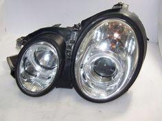 98-02 Mercedes-Benz CLK320 CLK430 Left LH HID Xenon Headlight Assembly +Ballast #MercedesBenz