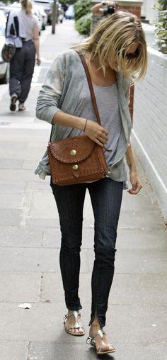Sienna Miller. My style icon