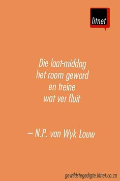 Afrikaans, Poems, Language, Van, Secret Life, Writing, Quotes, Communication, Classroom