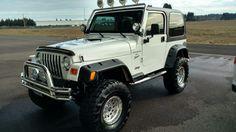 Jeep detailing in Olympia WA!