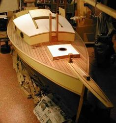 Jon Boat Building Plans-How To Build Wooden Boat Hull Wooden Boat Kits, Wooden Boat Building, Wooden Boat Plans, Boat Building Plans, Plywood Boat, Wood Boats, Jon Boat, Boat Dock, Duck Boat