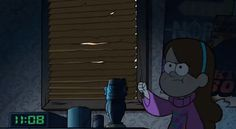 Gravity Falls taught us tough love.