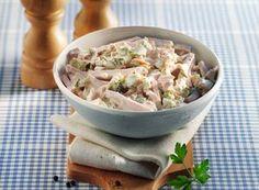 Photographie de recette Bon Appetit, Potato Salad, Cabbage, Salads, Potatoes, Vegetables, Cooking, Ethnic Recipes, Mayonnaise