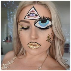 Arty illuminati  https://youtu.be/14IP0nH1MYA  video up now!  clearly you either love it or hate it hahha you may have been reading the comments on this video - I know I have and I just want to say that I think people have missed the whole point of this video... It's Halloween it's dress up etc. If you are offended that is your right. If you think this is shit that's your right as well and that's fine! But there is no need to come on to my video and tell me that I didn't try hard enough I…