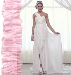 Stefan Sisters: Anna Campbell Bridal Gowns!