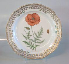 Royal Copenhagen Flora Danica Porcelain