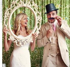 Frames and mustaches.....great ideas for photo booths!
