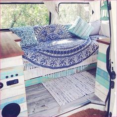 Camper van conversions awesome ideas 15