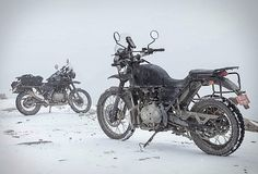 Royal Enfield have unveiled the Himalayan, an all-terrain 411cc motorcycle, as part of its plans to expand its product range in the mid-sized bike segment. With an adventuring appeal, the rugged Royal Enfield Himalayan comes with a five speed gearbox