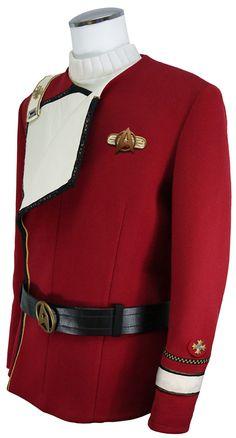 star trek the wrath of khan uniform - Google Search