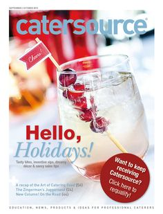 Where Will They Stay featured in Catersource Magazine