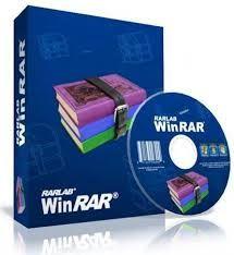 WinRar. Comprime tus archivos rápido