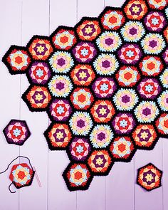 Another hexagon granny