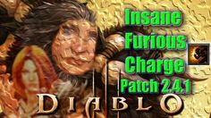 Diablo 3 Season 6 (version 241) Insane Barbarian Raekor set involving boulders. If you are unsure which build to play in Season 6 have a long look at this co...