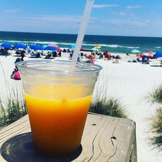 Who's thirsty? 🍹 Head to the Dunes House for a cold drink steps away from the beach!  Photo via Instagram user jgilloffo7