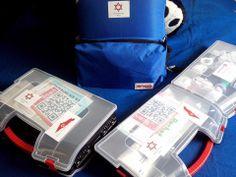 Tenga el kit de emergencias de Magen David Adom - Diario Judío: Diario de la Vida Judía en México y el Mundo
