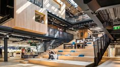 Airbnb has revealed its new headquarters in Dublin – the first time the company has been able to determine the architectural layout of one of its offices.
