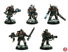 Space Wolves Army - Sons of Russhttp://www.flickr.com/photos/63069041@N02/sets/72157630236118088/